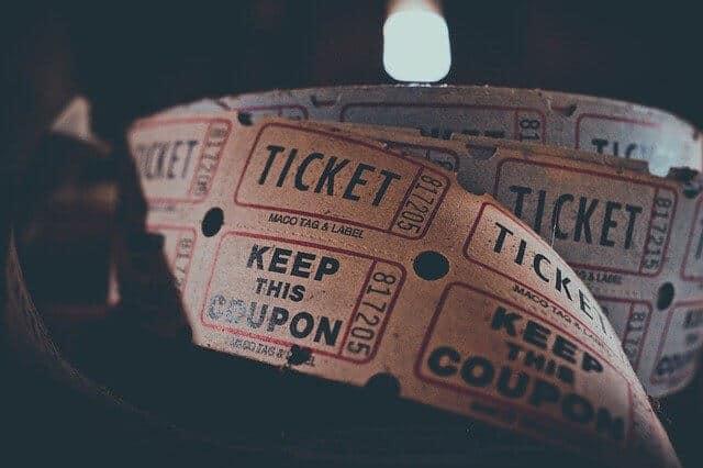 מכירת כרטיסים