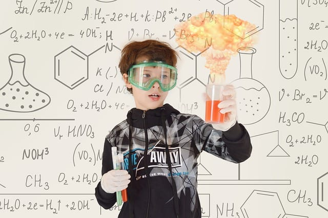 מדען צעיר
