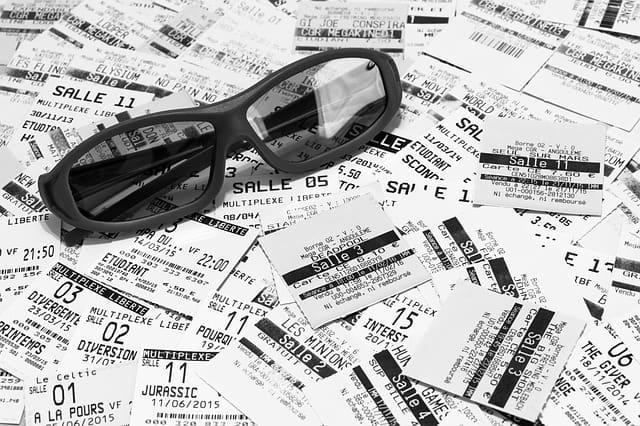 כרטיסים לסרטים