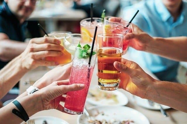 איך להשתכר מאלכוהול
