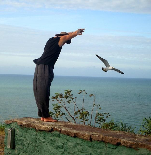 יוגה בטבע