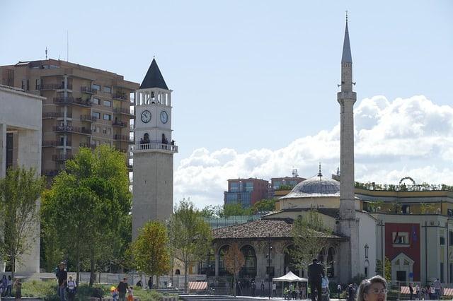 טירנה אלבניה
